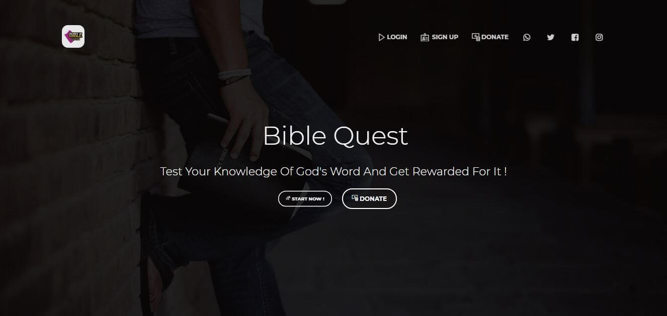 TheBibleQuest